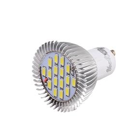 YouOKLight 220V 8W GU10 750LM 6000K LED Light Spotlight Spot Lamp (White)