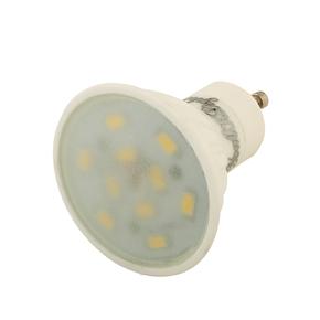 YouOKLight 85-265V 5W GU10 400LM 10 SMD 5730 3000K Ceramic LED Light Spotlight Spot Lamp (Warm White)