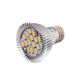 YouOKLight 85-265V 7.5W E27 700LM 15 SMD 5630 3000K LED Light Spotlight Spot Lamp (Warm White)