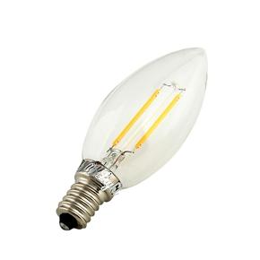 YouOKLight 9.8CM E14 1.8W AC 220V 180LM 3000K LED Candle Bulb Lamp (Warm White)