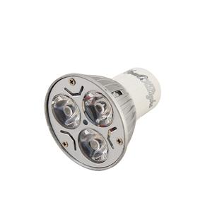 YouOKLight 95-265V 3W GU10 240LM 3000K LED Light Spotlight Spot Lamp (Warm White)