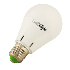 YouOKLight E27 5W AC 110-250V 450LM 24 SMD 2835 3500K LED Globe Bulb Lamp Light (Warm White)
