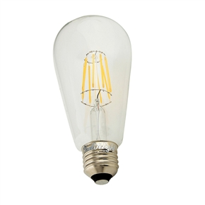 YouOKLight E27 8W AC 85-265V 750LM 3000K Sapphire LED Globe Bulb Lamp (Warm White)