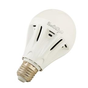 YouOKLight E27 9W AC 220V 650LM 20 SMD 5730 6000K LED Globe Bulb Lamp Light (White)