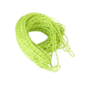 20M Reflective Cord Guy Rope for Camping Awning Tent (Green)