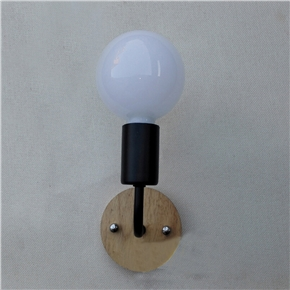 E27 6W Antique LED Globe Light Bulb Warm White G80 Non-dimmable Wall Lamp