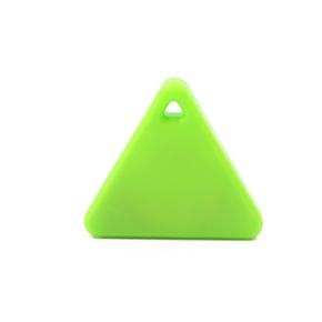 Pet Child Wallet Key Finder GPS Locator Alarm Bluetooth Smart Mini Tag Tracker (Green)