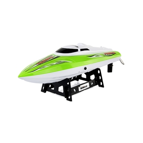 UdiRC UDI902 2.4GHz High Speed Remote Control Electric RC Boat Speedboat (Green)