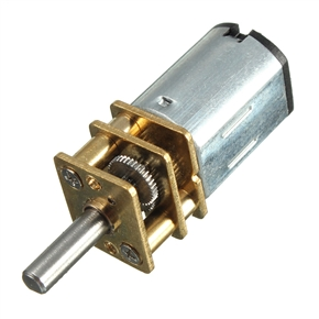DC 6V Micro Electric Reduction Metal Gear Motor 30RPM for RC Car / Robot Model / DIY Engine Toys