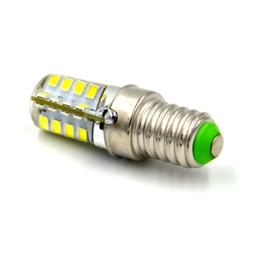 E14 AC 220V 4W SMD 2835 32-LED Corn Bulb Light Lamp (White)