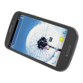 Star B92M Android 4.0 MTK6577 Dual-Core 1GHz 1GB/4GB 4.7-inch Capacitive Screen 3G Smartphone with GPS Camera (Black)