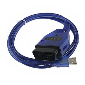USB KKL VAG-COM OBD2 409 1 Car Diagnostic Cable for Audi