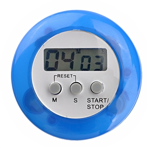 Mini LCD Digital Cooking Kitchen Countdown Timer Alarm Count Down ...